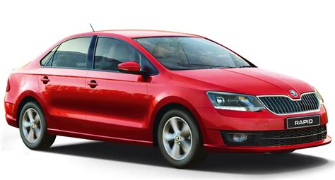 New Skoda Rapid Launched In India, Price Rs. 8.34 Lakh