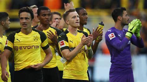 Borussia Dortmund vs. RB Leipzig - Football Match Report ...