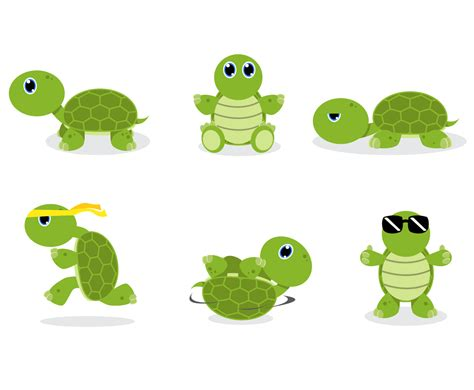 All png & cliparts images on nicepng are best quality. Free Cartoon Turtle Vector Vector Art & Graphics ...