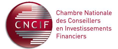 chambre des independants du patrimoine cncef cncif une organisation patrimoniale indépendante