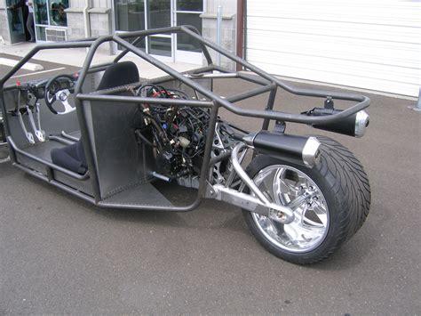 Reverse Trike Swingarm