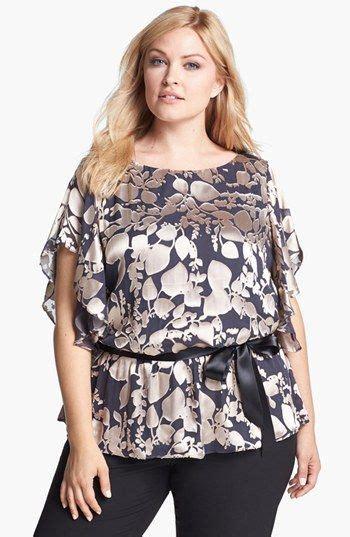 plus size formal tops blouses formal tops for plus size pixshark com