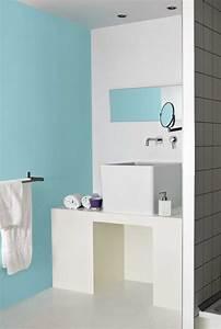 repeindre carrelage salle de bain les 3 erreurs a eviter With peinture resine salle de bain