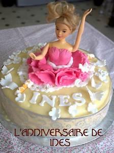 Gateau Anniversaire Petite Fille : gateau anniversaire petite fille 6 ans les recettes populaires blogue le blog des g teaux ~ Melissatoandfro.com Idées de Décoration