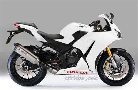 Modifikasi Honda Cbr 150 by Konsep Modifikasi Honda Cbr150r Cbr250r Berbody Belakang