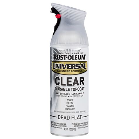 Universal Clear Topcoat
