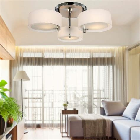 modern fit hallway bedroom living room silver crystal