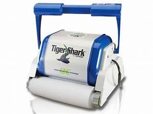 Tiger Shark Quick Clean : robot tigershark quick clean mousse hayward dont ~ Dailycaller-alerts.com Idées de Décoration