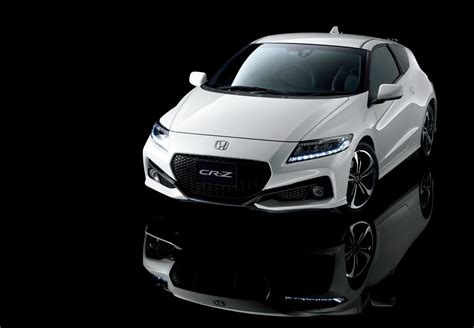 2016 Honda Crz Hybrid Coupe Soldiers On With Minor Upgrades