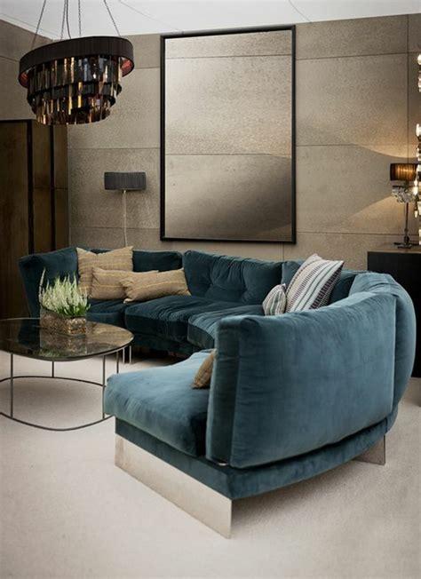 canap angle rond canapé d angle rond idées de décoration intérieure