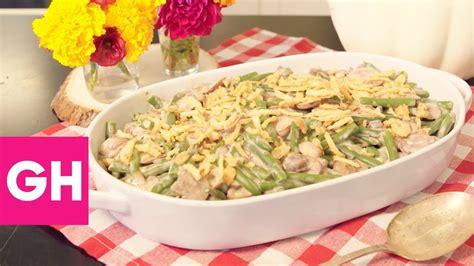 delicious green bean casserole recipes gh test