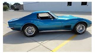1972 Chevrolet Corvette For Sale Burr Ridge, Illinois