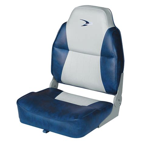 Wise Boat Seats Catalog by Wise Seating Alumacraft Style Contoured High Back Boat