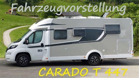 navigationsgerät test 2018 fahrzeugvorstellung unser wohnmobil carado t447 inklusive nachr 252 stungen