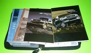 2005 Ford F150 F 150 Owners Manual Set Guide 05 W  Case Xlt