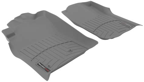 Weathertech Floor Mats Tacoma by Weathertech Floor Mats For Toyota Tacoma 2011 Wt460211