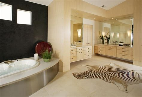 Modern Bathroom Rug by Amazing Contemporary Rugs For Your Luxury Bathroom