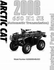 Arctic Cat Repair Diagrams : arctic cat ac 650 h1 auto 2006 service repair manual ~ A.2002-acura-tl-radio.info Haus und Dekorationen