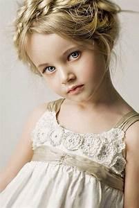 Coiffure Enfant Tresse : coiffure enfant tresse mariage pz76 jornalagora ~ Melissatoandfro.com Idées de Décoration