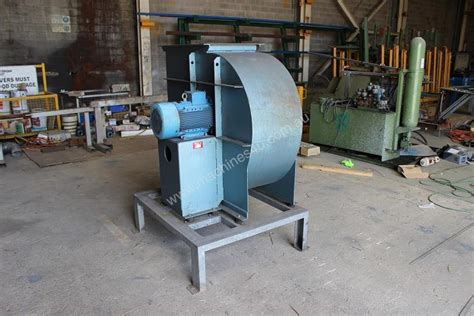 used industrial fans for sale used 2007 aerotech mvz270 10 industrial exhaust fans in