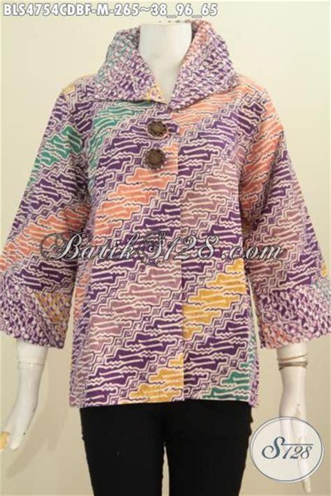 baju blus parang  kombinasi warna trendy kwalitas