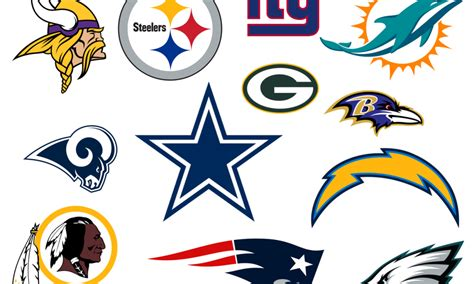 Ranking All 32 Nfl Logos, From Worst To Best