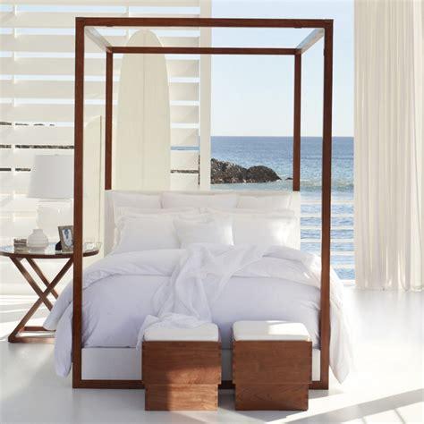 canopy bed desert modern canopy ralph lauren home