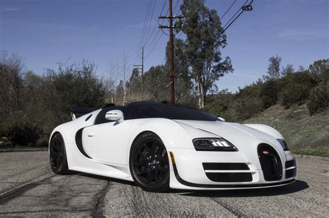 By winning the targa florio for five years straight between 1924 and 1929, and the first ever monaco grand prix, bugatti cemented its reputation for quality and sportiness. beautiful white bugatti veyron vitesse front side view - SSsupersports
