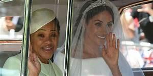 Meghan Markle's Mother Doria Ragland Wore Oscar de la ...
