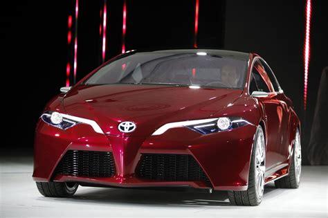 toyota ns concept glimpses  prius   future autoblog