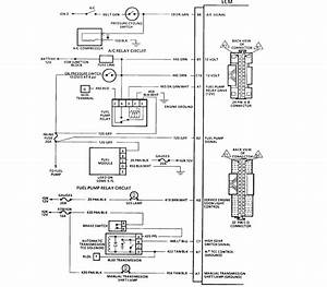 Wiring Schematic For 1996 Chevrolet K1500 Silverado