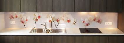 kitchen splashback ideas uk our pimped kitchens section shows you our splashback designs in a finished kitchen orchids in
