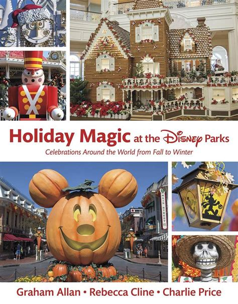 """Disney table decor/foam blocks/disney blocks/home disney/mickey home/home mickey did you scroll all this way to get facts about disney coffee decor? Book Review: """"Holiday Magic at the Disney Parks: Celebrations Around the World from Fall to ..."""