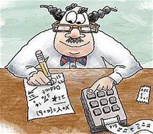 Free Accountant Clipart