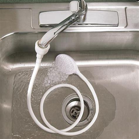 how to install kitchen sink sprayer spray hose for sink kitchen sink spray hose easy comforts 8708