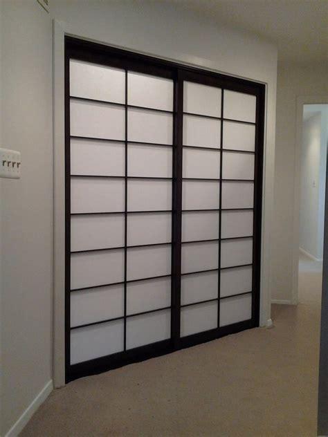 japanese shoji screens for sliding glass doors interior
