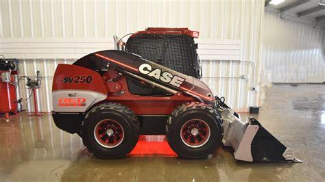 case custom sv skid steer  davenport