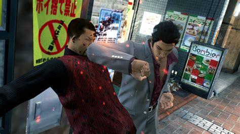 sega   numbered yakuza games  ps push square
