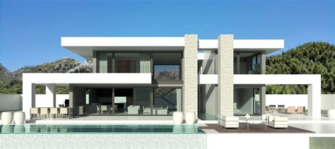 maison de luxe a vendre modern turnkey villas in spain portugal