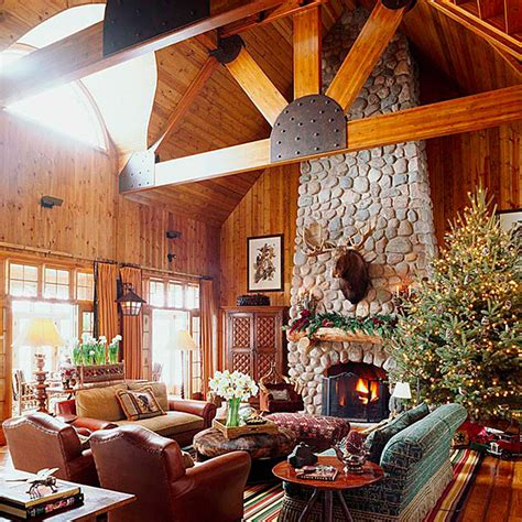 Rustic Christmas Décor | Traditional Home