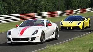Ferrari 488 Gto : novitec rosso ferrari 488 gtb vs novitec rosso ferrari 599 gto n rburgring assetto corsa ~ Medecine-chirurgie-esthetiques.com Avis de Voitures
