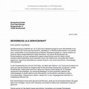 Bewerbung Als Servicekraft : bewerbung als servicekraft ~ Watch28wear.com Haus und Dekorationen