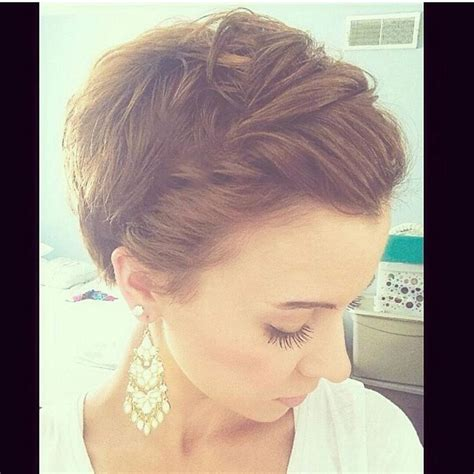 Prom Hairstyles For Pixie Cuts by Instagram Post By Shorthair Pixiecut Fashion