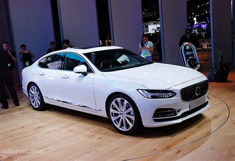 Volvo S90 Photo by S90 Volvo фото 2016