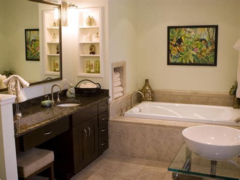 Transitional Bathroom Design Ideas  Simple Home