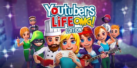 youtubers life omg edition nintendo switch  software games nintendo
