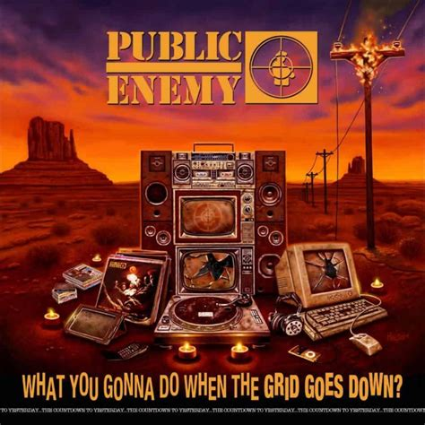 Album: Public Enemy - What You Gonna Do When the Grid Goes ...