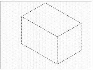 Isometric Drawing Boxes