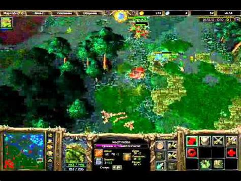 dota treant protector gameplay part 1 5 youtube