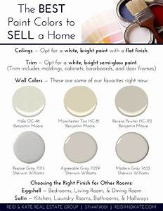 Best paint colors to sell your home favorite paint the for Interior paint colors to sell your home
